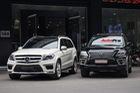 Lexus LX570 vs Mercedes GL500: Đi hơn 2 năm, xe nào giữ giá hơn?