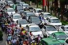 Ô tô vào trung tâm Sài Gòn đóng phí 40.000 đồng/xe