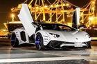 Gói độ thân rộng của Liberty Walk đưa Lamborghini Aventador SV lên một tầm cao mới
