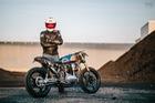 Kawasaki W650 độ công suất mạnh ngang ngửa Z1000