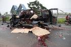 Tai nạn xe khách kinh hoàng ở Tây Ninh, 6 người tử vong