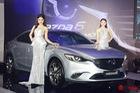 Mazda6 giảm giá, đẩy Toyota Camry vào