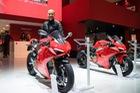 Mô tô đẹp nhất thế giới Ducati Panigale V4 sắp về Việt Nam