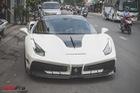 Chiêm ngưỡng gói độ hơn 1 tỷ đồng trên Ferrari 488 GTB tại Việt Nam