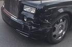 Bị đâm vỡ đầu xe, chủ Rolls-Royce nói với tài xế Hyundai: