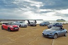 10 mẫu xe dùng động cơ 1.5L nổi bật nhất mọi thời đại