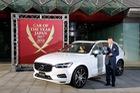 Đánh bật Toyota Camry, Volvo XC60 dành giải Xe của năm tại Nhật Bản