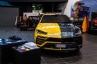 Kỳ công chọn cấu hình cho chiếc Lamborghini Urus đầu tiên về Việt Nam