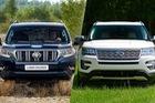 Cùng tầm tiền, chọn Toyota Land Cruiser Prado hay Ford Explorer?