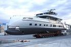 Cận cảnh siêu du thuyền mới hạ thủy trị giá 380 tỷ Đồng của Porsche