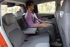 Sắp đến thời điểm phạt tiền nếu người ngồi ghế sau không cài dây an toàn
