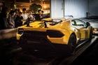 Lamborghini Huracan Performante cập bến đất nước hoa anh đào