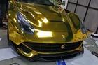 Ferrari F12 Berlinetta từng thuộc sở hữu của Cường