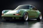 Porsche 911 27 tuổi được lột xác với công nghệ F1