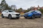 Honda CR-V và Mazda CX-5: Thế cờ liệu có đảo ngược?