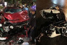 Huế: Đang ngồi trong quán nhậu, cô gái trẻ mới tốt nghiệp đại học bị Mazda3 tông tử vong