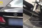 Làm xước Lexus ES 350 rồi đứng 1 tiếng đồng hồ chờ chủ xe, nữ sinh nhận cái kết bất ngờ