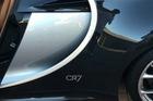 Cristiano Ronaldo khoe video quay cận cảnh siêu phẩm Bugatti Chiron mới tậu