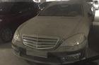 Hà Nội: Xót xa với Mercedes-Benz