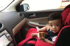 Cẩm nang chọn mua và sử dụng ghế an toàn cho trẻ đi chơi xa đầu năm
