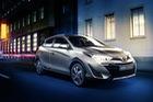 """Toyota Yaris thêm phiên bản """"giả"""" crossover"""