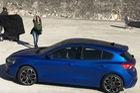Ford Focus thế hệ mới lộ ảnh thực tế không nguỵ trang đầu tiên