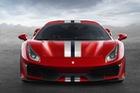 Ferrari 488 Pista chính thức lộ diện với hiệu suất vượt trội hơn bản tiêu chuẩn