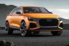 Audi xác nhận ra mắt SUV đầu bảng Q8 vào tháng 6