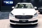 Chính thức ra mắt Kia K9 - Xe Hàn tham vọng