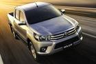 Toyota tặng xe Hilux cho nhiều đơn vị bảo tồn thiên nhiên