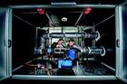 Công nghệ không khí thải mở hy vọng với động cơ diesel bên bề vực sụp đổ
