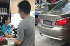 Vào cây xăng hô đầy bình nhưng chỉ trả 10 USD, thanh niên lái BMW bị cả Singapore truy lùng