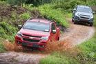 Xem Chevrolet Trailblazer thử nghiệm khắc nghiệt trước khi về Việt Nam