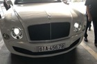 Bentley Mulsanne hơn 35 tỷ đồng mang biển số