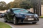 Sedan hạng sang Lexus LS500h 2018 hơn 8,3 tỷ đồng trên phố Hà Nội