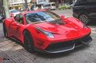Chiêm ngưỡng gói độ hơn 1 tỷ đồng trên Ferrari 458 Italia tại Việt Nam