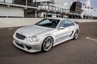 2 chiếc Mercedes-Benz CLK cực hiếm sắp lên sàn đấu giá