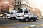 Hyundai Thành Công ra mắt xe tải cho thành phố, giá 480 triệu đồng