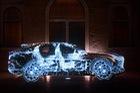 Lexus tìm kiếm cảm hứng thiết kế mới