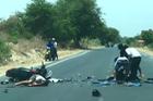 Nhóm thanh niên thử tài lao xe vào nhau, 2 người chết tại chỗ