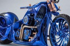 Chiêm ngưỡng chiếc Harley-Davidson được mạ vàng, nạm kim cương có giá đắt nhất thế giới