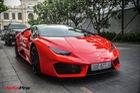 Lamborghini Huracan của đại gia đồng hồ Hà Nội bất ngờ xuất hiện tại Sài Gòn