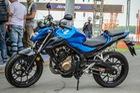 Chi tiết CB500F - Mô tô rẻ nhất của Honda Moto vừa ra mắt Việt Nam