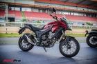 Soi kỹ CB500X - Phép thử Adventure của Honda tại Việt Nam