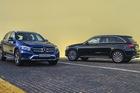 """Chưa đến 1,7 tỷ đồng, Mercedes-Benz GLC 200 cạnh tranh với cả xe """"chiếu dưới"""""""