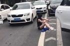Trung Quốc: Cô gái may mắn thoát khỏi vụ bắt cóc nhờ một cú va chạm giao thông khi đang bị chở đi