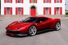 Ra mắt Ferrari SP38 - Siêu xe có 1-0-2 cho đại gia nhiều của lắm tiền