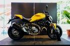 Ducati Monster 821 2018 giá 400 triệu đồng cho biker Việt