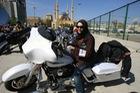 Đi xe máy - Giấc mơ thành hiện thực của phụ nữ Saudi Arabia