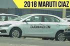 Suzuki Ciaz facelift 2018: Liệu có đủ sức cạnh tranh Toyota Vios, Honda City?